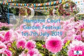 The Top Themes From Hampton Court Garden Festival