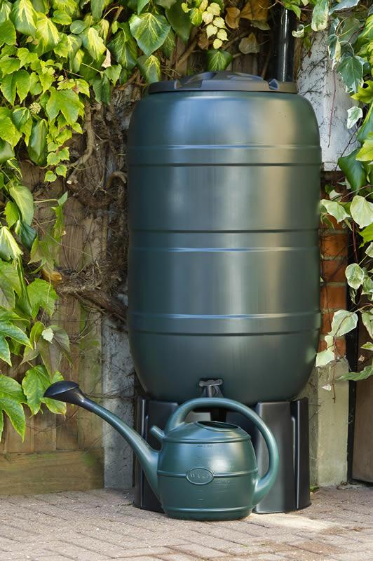 210L Standard Barrel Water Butt