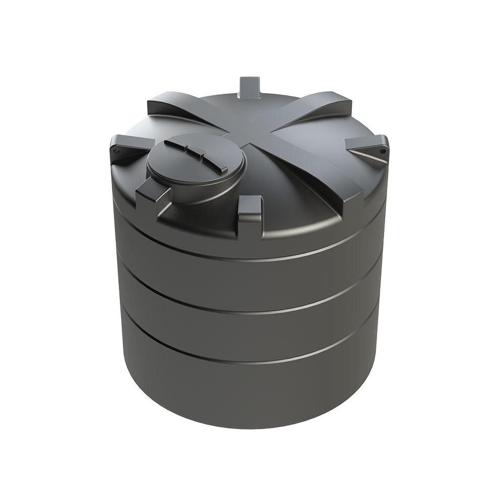 4,000L Vertical Potable Rainwater Tank