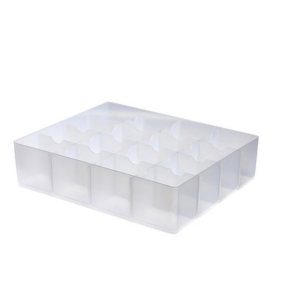 Whitefurze AllStore Compartment Tray for 36L Storage Box