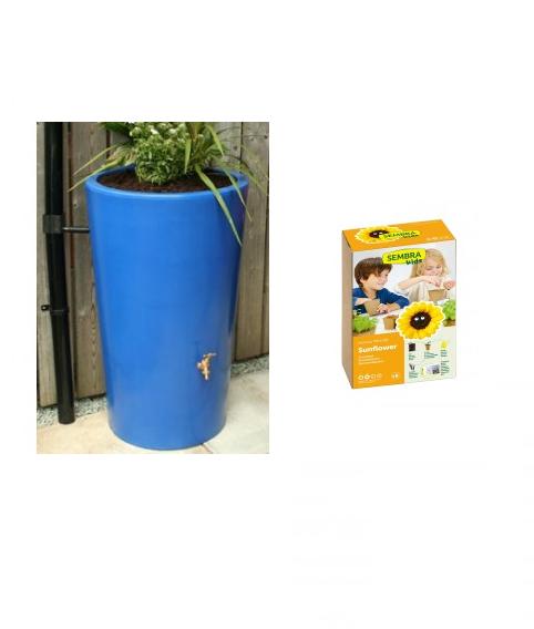 Blue Planter Bundle