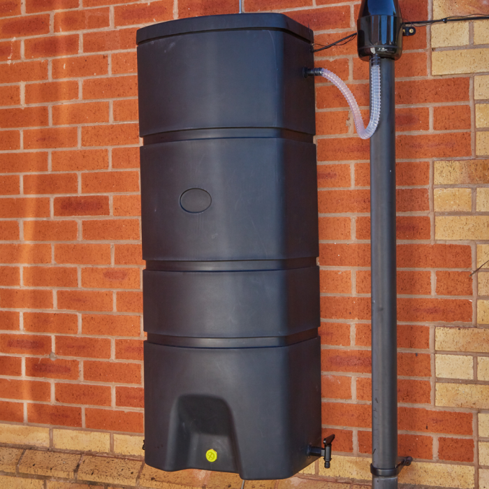 160l Terracottage Wallmounted Water Butt Water Butts Direct
