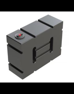 1000L Baffled Horizontal Slimline Tank