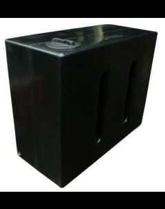 Marble Effect 1050 Litre Rainwater Tank in Black