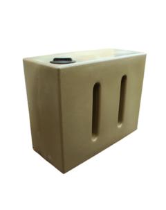 Marble Effect 1050 Litre Rainwater Tank in Sandstone