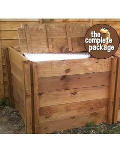 600 Blackdown Range Single Deluxe Standard Wooden Composter