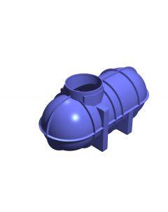 2,600L Non-Potable Underground Tank (Bare Tank Only)