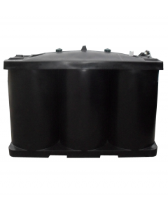 1,350 Litre Non-Potable Water Tank - Black