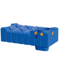 F-Line Flat Underground Rainwater Tank - 1500 Litre