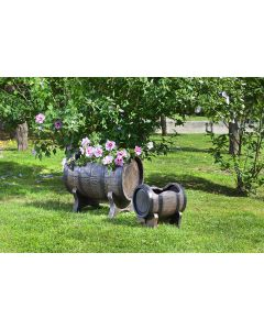 Roto Salsa Planter Barrel Effect - 70cm - Large