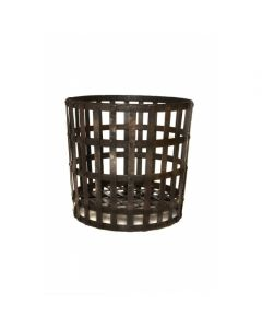 Gothic Log Basket 50cm