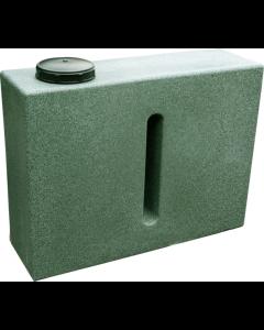 280L Rainwater Tank in Green Marble