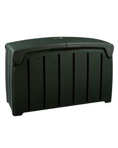 300L Garden Store Box - Charcoal Grey