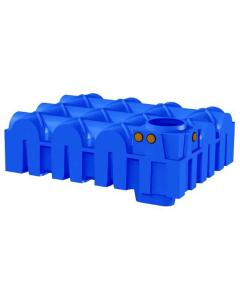 F-Line Flat Underground Rainwater Tank - 5000 Litres