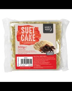 300g Suet Cake with Wild Fruit