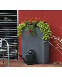 270L Noblesse Decorative Water Butt - Charcoal