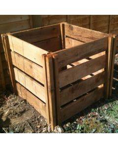 400 Blackdown Range Single Slotted Wooden Composter