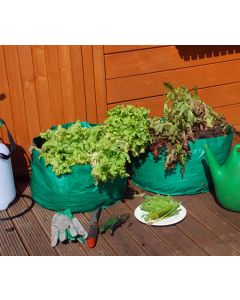40L Salad Planter Grow Bags - 2 Pack