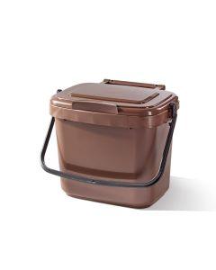 5ltr Brown Kitchen Caddy
