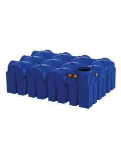 F-Line Flat Underground Rainwater Tank - 7500 Litres