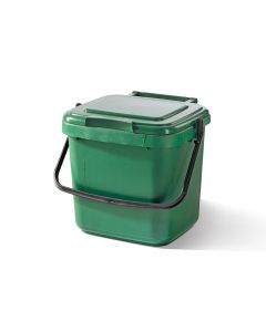 7ltr Green Kitchen Caddy