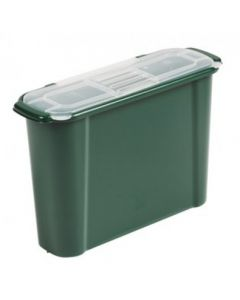 10L Slimline Waste Caddy (Green)