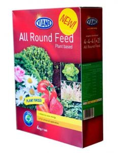 Organic Fertiliser for Plants & Vegetables
