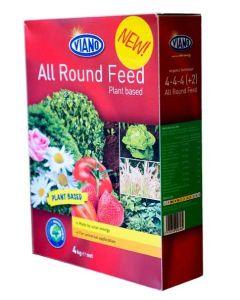 Organic Fertiliser for Plants & Vegetables