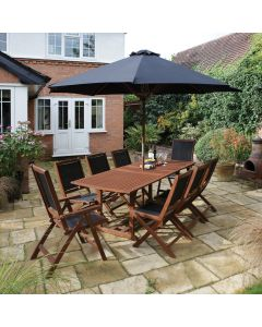Rowlinson Bali 8 Seater Dining Set