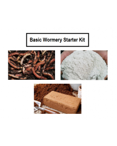 Basic Wormery Starter Kit