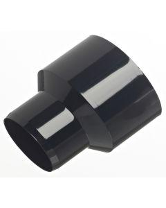 Black Reducer for the Gutter Mate Diverter & Filter
