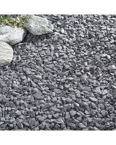 Kelkay Blue Slate 20mm Decorative Aggregate, Bulk Bag