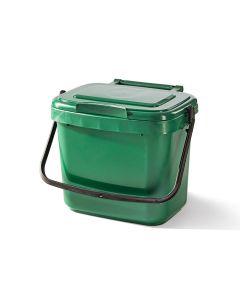 5ltr Green Kitchen Caddy