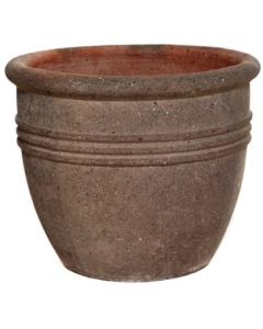 Ironstone Lined Cylinder 75cm