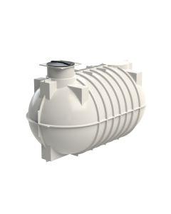 7,000L Underground Rainwater Tank - Pedestrian cover