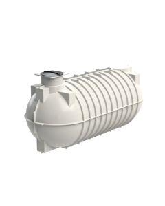 9,500L Underground Rainwater Tank - Pedestrian cover