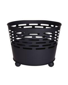Black Fire Bowl - 45cm