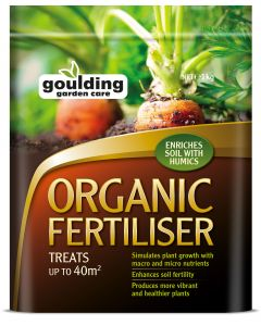 Goulding Organic Fertiliser (1L)