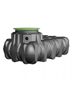 7,500L Platin Underground Tank Pedestrian Loading Lid