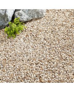 Kelkay Honey Stone Decorative Aggregate, Bulk Bag