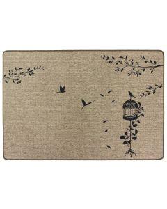 Birds Design Elegance Indoor Mat 50 x 70cm