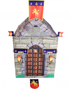 Knight Play Fortress Tent Set