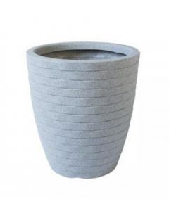 Lattice Planter - White Granite Colour