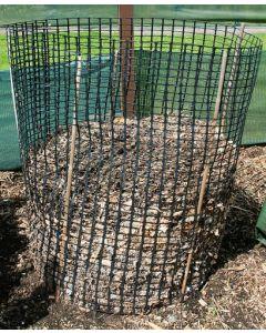 Leafmould Compost Net