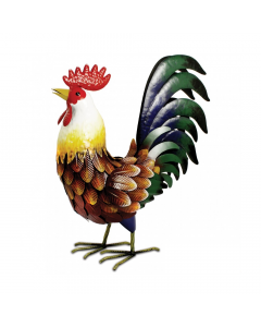 Metal Farmyard Rooster
