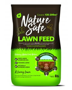 Nature Safe Lawn Feed (10kg bag)