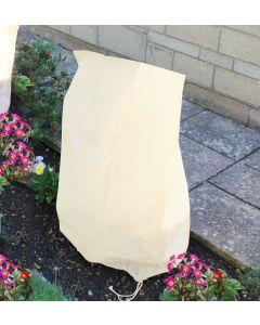 Gardening Naturally Heavy Duty Fleece Bag Pack of 2 (1.2 x 1.8m)