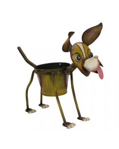 Nodding Dog Planter