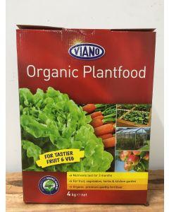 Organic Plantfood for Fruit & Vegetables