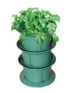 Platform Potato Planter
